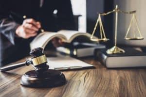 sędzia w sprawach karnych